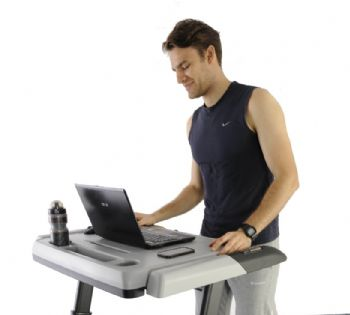 2016 TaiSPO Excellence Awarded desk treadmill- AeroWork