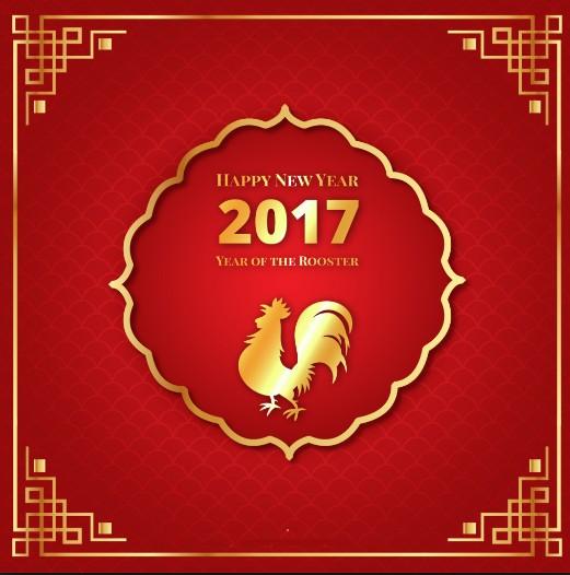 Frohes chinesisches neues Jahr! Hinweis auf Neujahr Urlaub - JK Fitness
