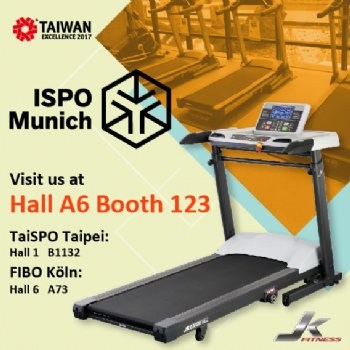 ISPO Munich 2018 Hall A6, Booth 123