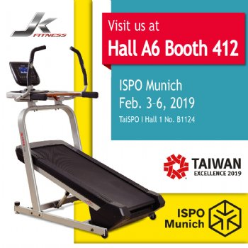 Welcome to our ISPO booth!  Hall A6 No. 412