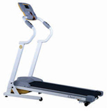 DC Motorized Treadmill