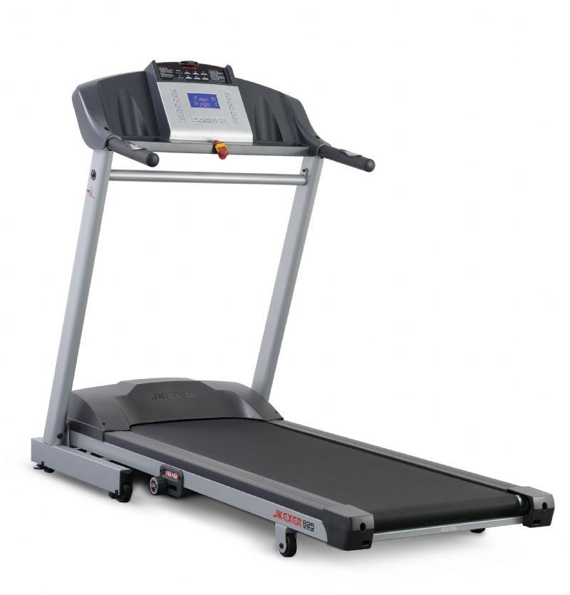 Dc 3 5 Hp Epic 825 Motorized Treadmill Jk Fitness